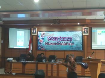 Temu Nasional Warganet Muhammadiyah di Yogyakarta