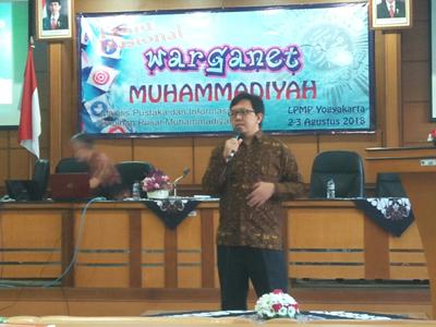 Temu Warganet Muhammadiyah di Yogyakarta