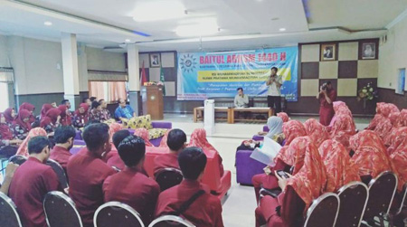 Pelaksanaan Baitul Arqom di RSI Muhammadiyah Sumberrejo