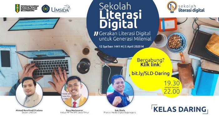 Sekolah Literasi Digital